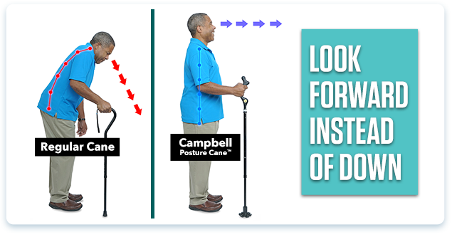 Campbell Posture Cane™